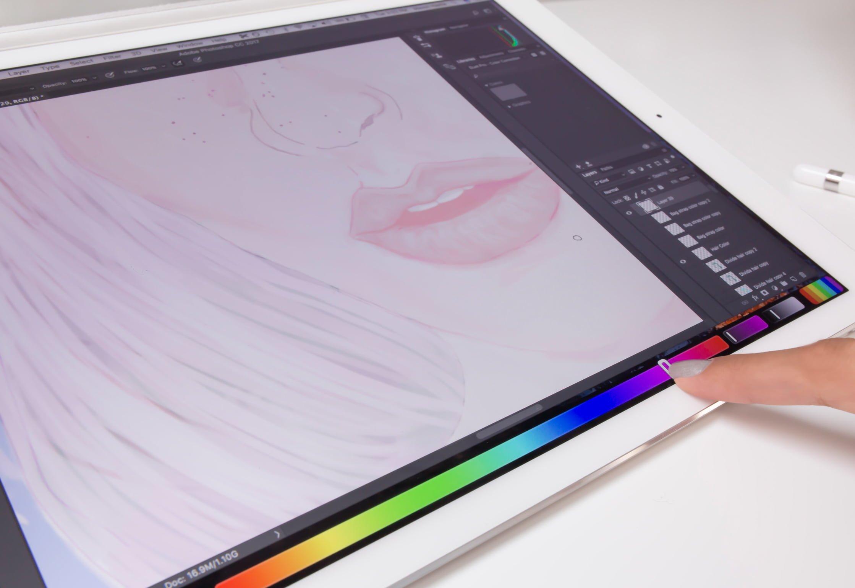 Photo of Adobe'nin tam Photoshop'un Tam Sürümünü iPad'e sunacağı bildirildi!