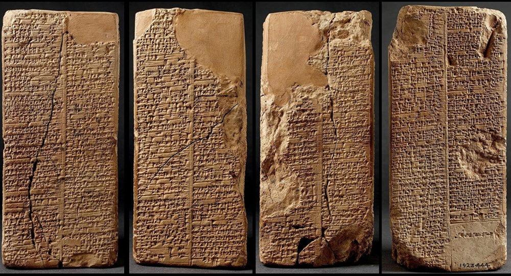 Photo of 3800 yıllık tablet: 'Kötü malı reddetme hakkımı kullanacağım'