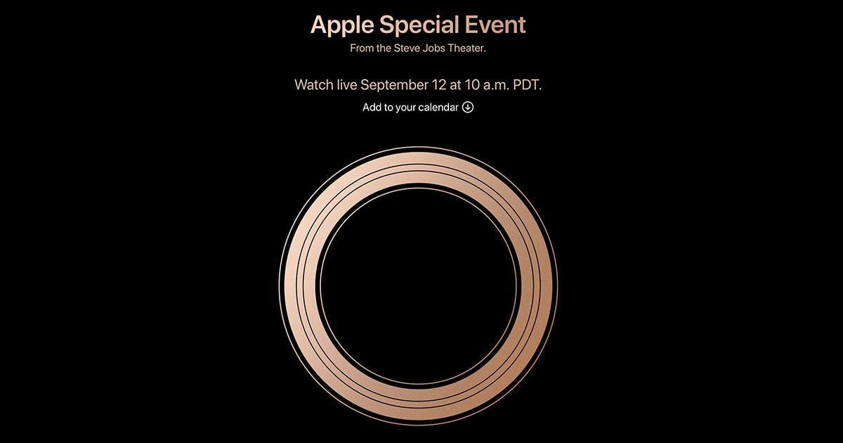Photo of Yeni iPhone, iPad ve Watch modellerini tanıtılacağı gün açıklandı!