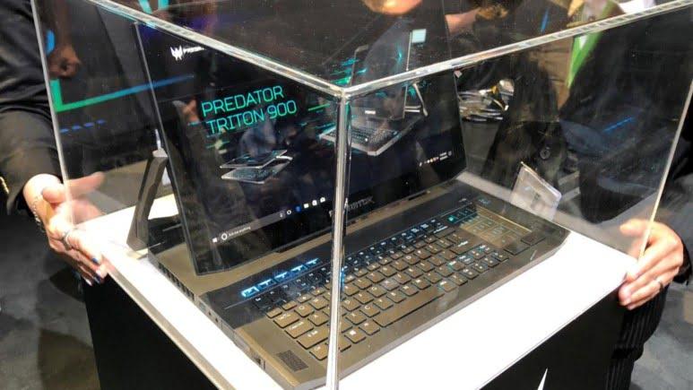 Photo of Acer Predator Triton 900 duyuruldu