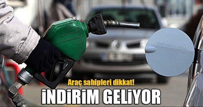 Photo of Benzin ve motorine 28 kuruş indirim