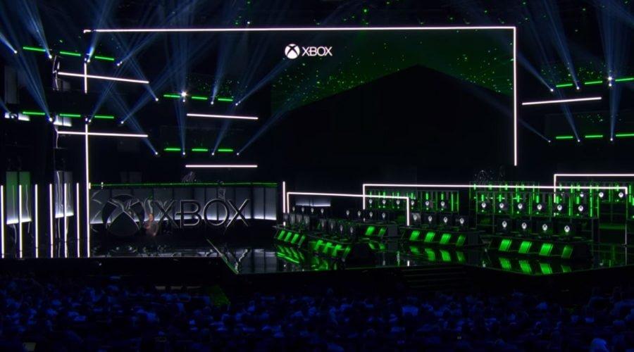 E3 xbox lansmanından görüntü