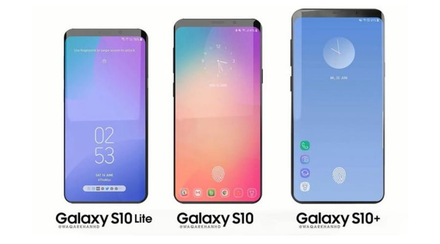 Galaxy S10 serisi pil ömrü. S10 modelleri.
