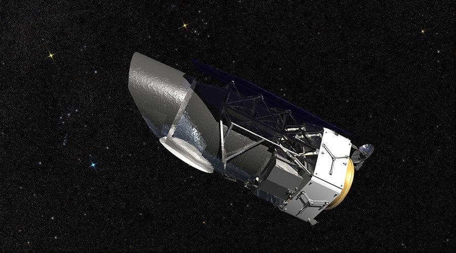 Yeni nesil uzay teleskopu