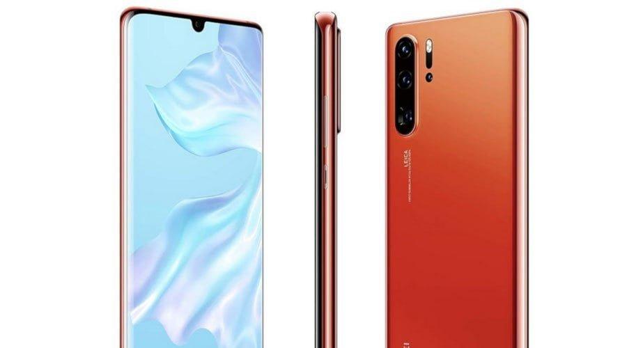 Huawei P30 ayrıntıları