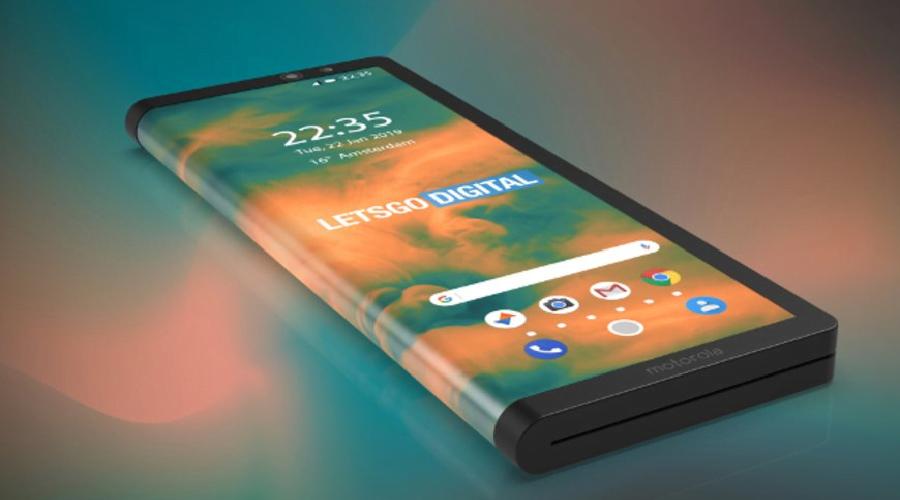 Katlanabilir telefon Motorola Razr