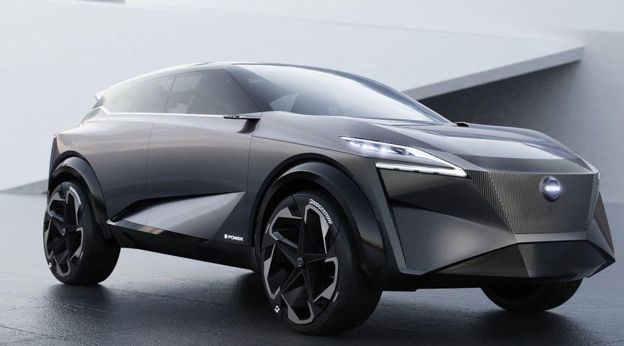 Nissan IMQ hibrid aracı