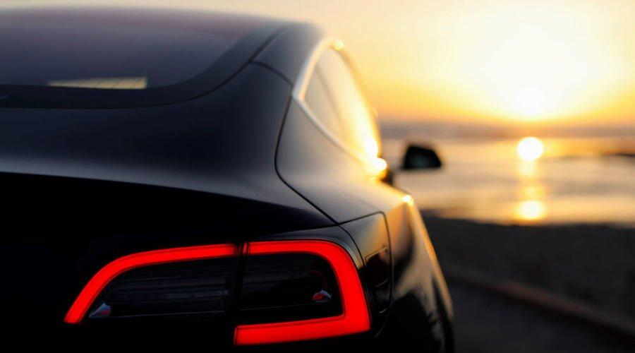 Tesla Model Y SUV