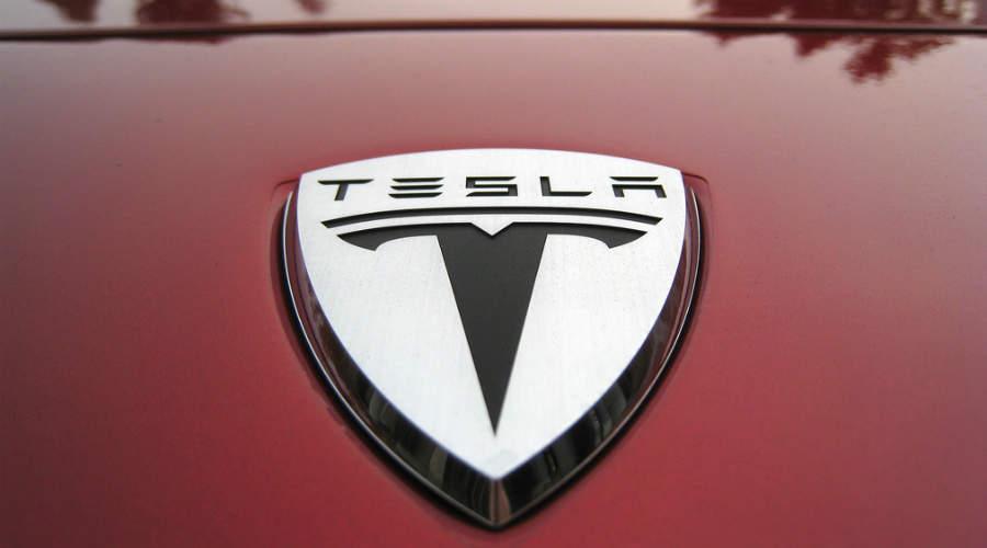 Tesla logosu