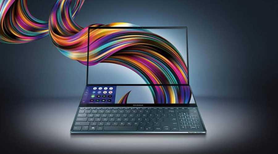Photo of Asus ZenBook Pro Duo, 4K ekranıyla göz kamaştırıyor.