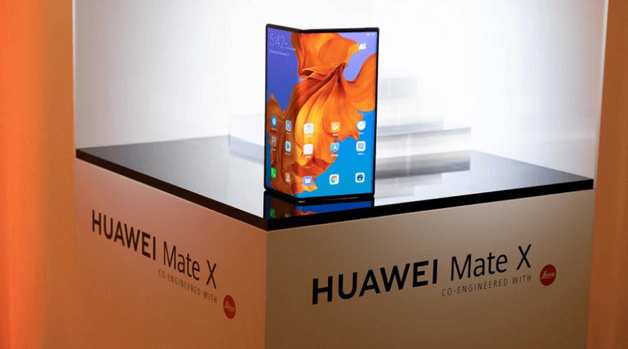Photo of Huawei Mate X'in Çıkış Tarihi  Açıklandı
