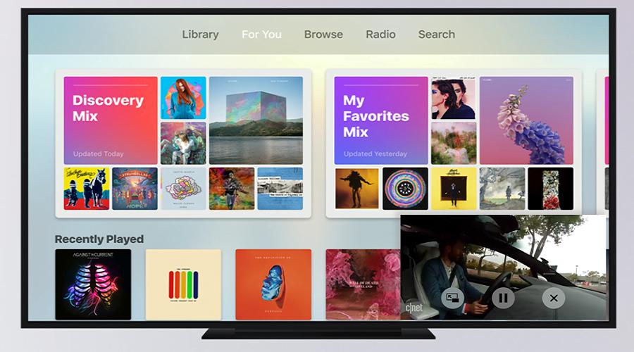Photo of Apple TV Resim İçinde Resim Moduna Kavuşuyor!