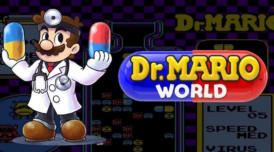 Photo of Dr. Mario World, Yakın Zamanda Telefonlara Geliyor'
