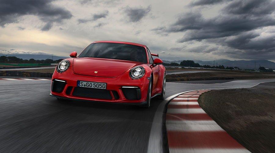 Porsche 911 GT3vGT2