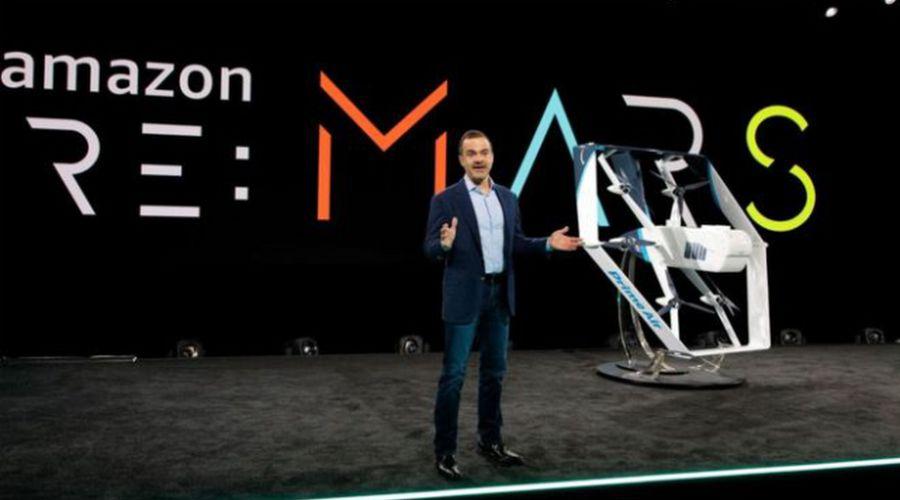 Photo of Amazon dronları gözetim için kullanılacak