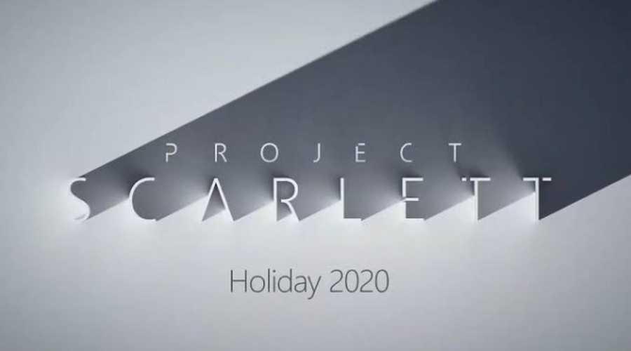 Microsoft Scarlett Xbox One
