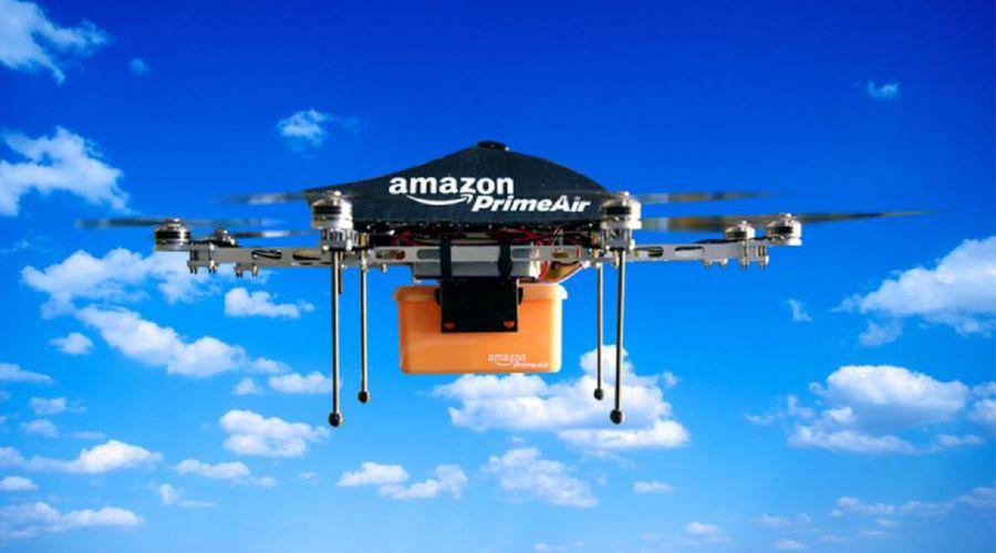 Amazon dronları