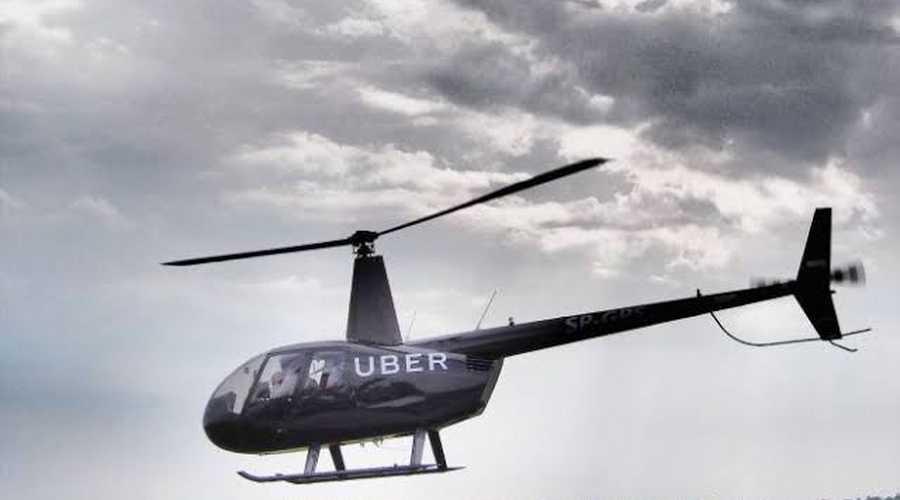 Photo of Uber helikopterler geliyor. Uber Copter