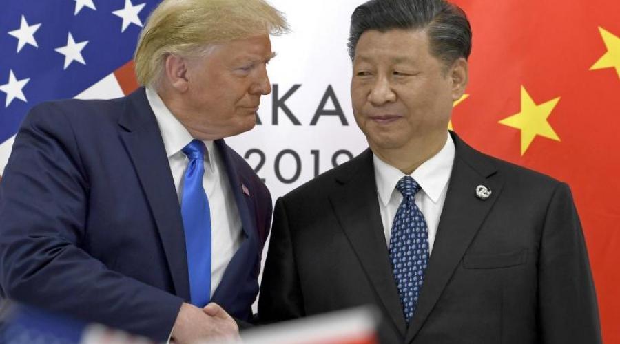 Trump'tan Huawei'e