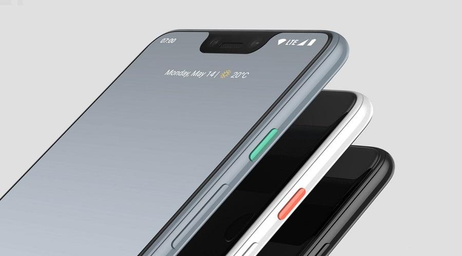 Pixel 4 ekran özellikleri