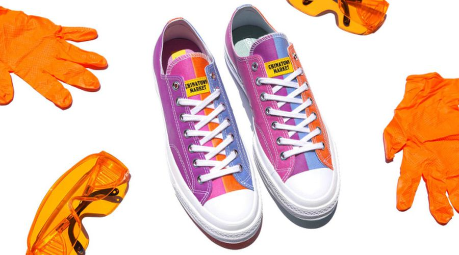 Renk değiştiren Converse