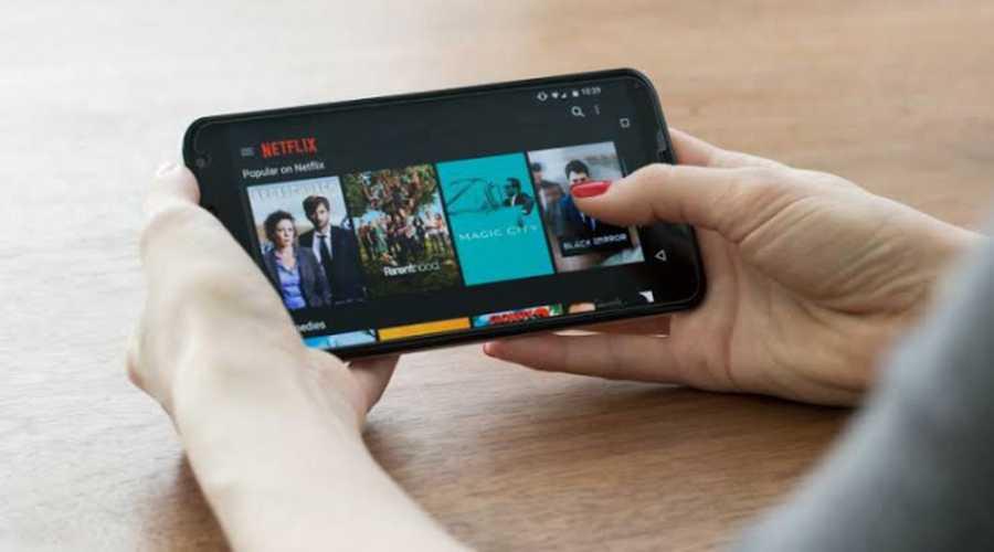Photo of Netflix mobil paket seçeneği geliyor.
