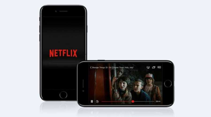 Netflix mobil paket