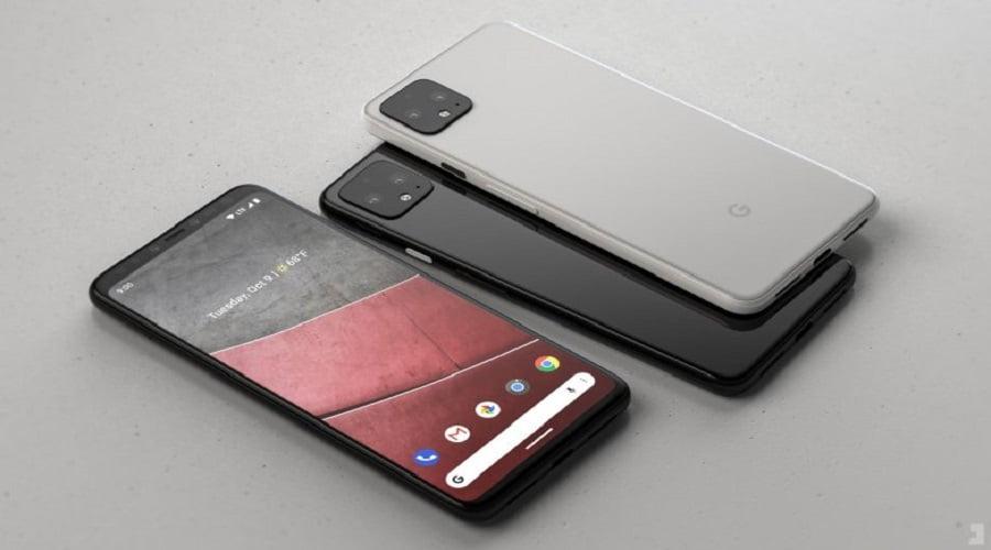 google pixel 4 ve 4 xl