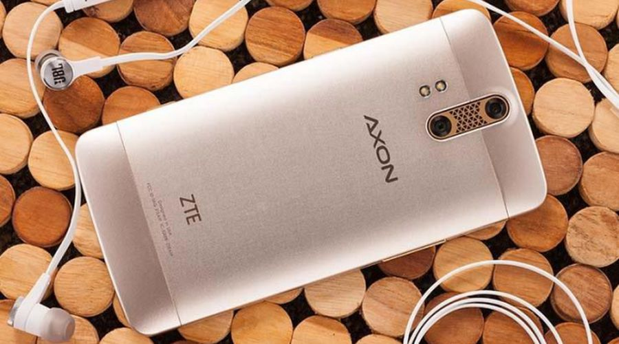 Photo of ZTE Axon 10 Pro. Çin'deki ilk 5G Telefon