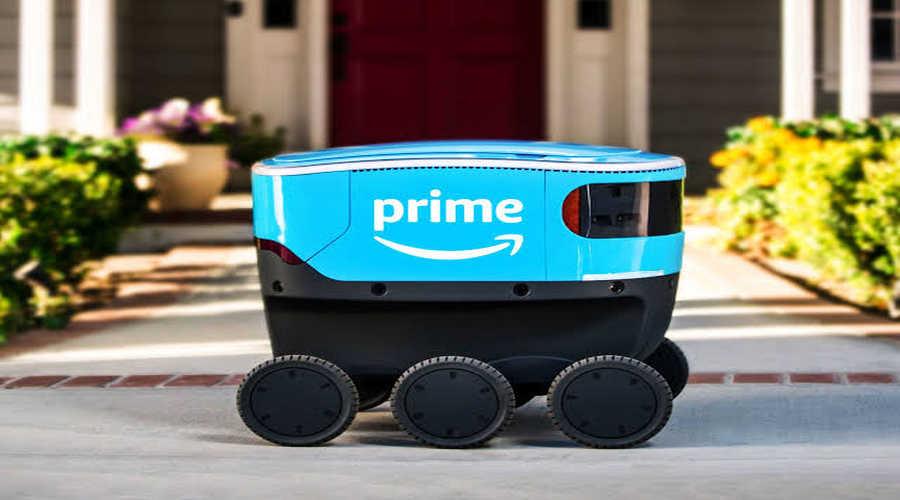 Photo of Amazon teslim robotları California'ya geliyor
