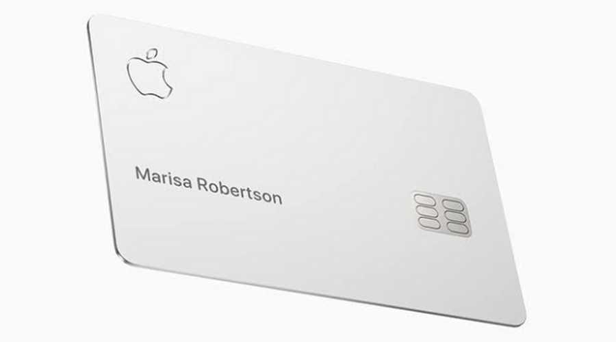 Apple Card kullanım videosu