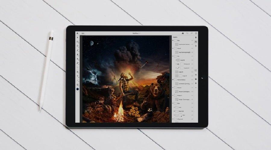 Photo of Adobe, Illustrator 'ın tam sürümü iPad'e getiriyor!