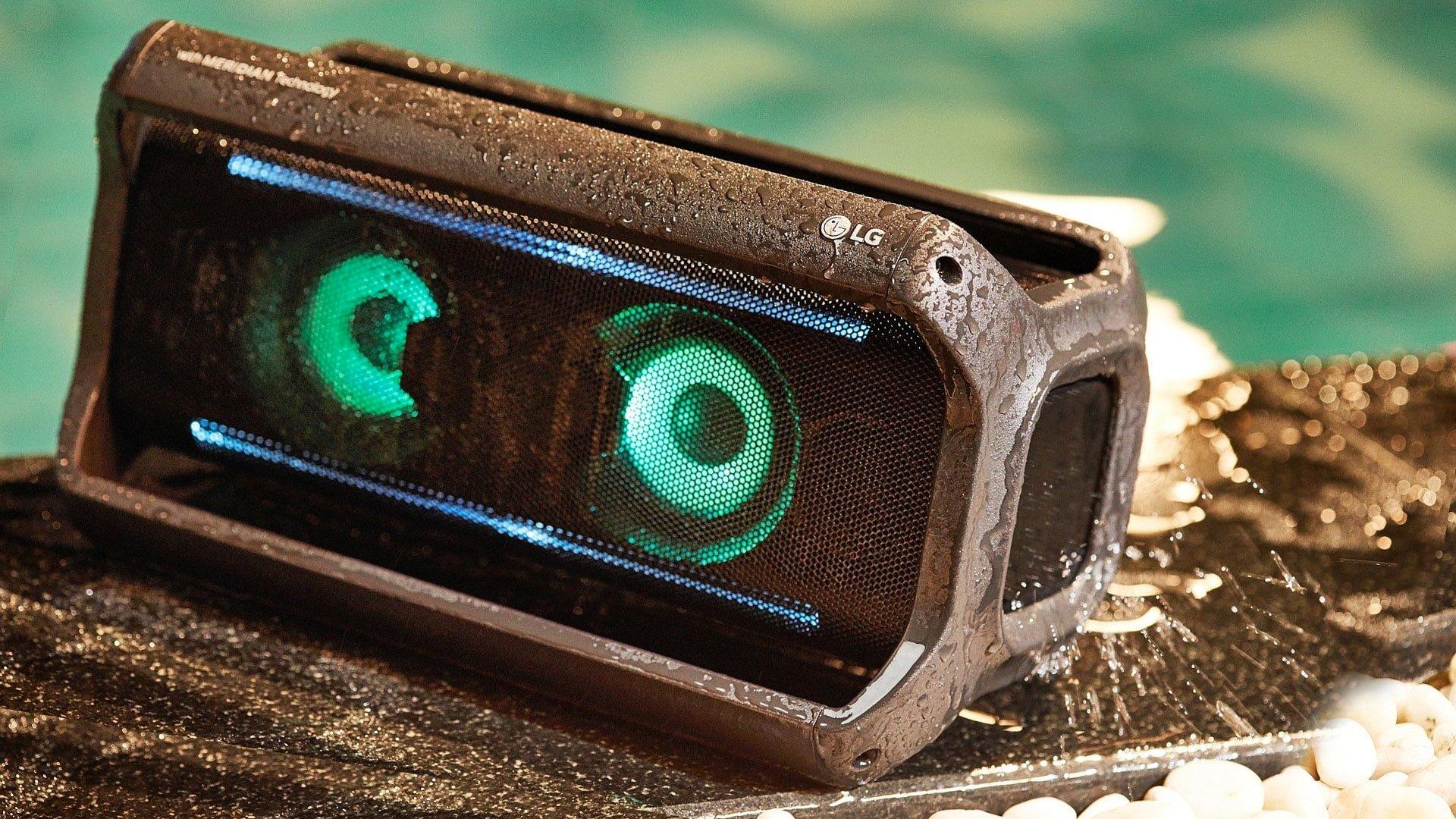 Photo of LG PK7 Taşınabilir Hoparlör