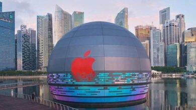 Photo of Apple ve devasa fikri; suyun üzerinde mağaza açmak