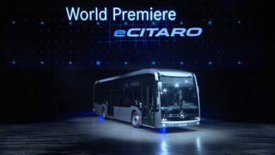 Photo of Mercedes-Benz elektrikli şehir içi otobüsü geliştirdi