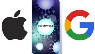 Photo of Apple ve Google 'ın koronavirüse maruz kalanları bulma uygulaması
