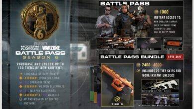 Photo of Call of Duty Warzone 6. sezon detayları ortaya çıktı?