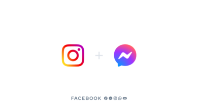 Photo of Facebook Messenger ve Instagram arasındaki çizgi inceliyor