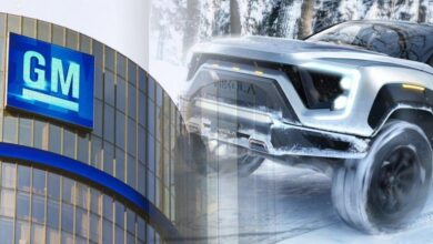 Photo of General Motors' tan elektrikli otomobil için dev yatırım
