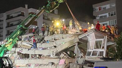 Photo of İzmir'deki depremin sesi ! Dinleyenlerin tüyleri ürperiyor