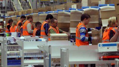 Photo of Amazon'un 20 bine yakın çalışanı Covid-19'a yakalandı