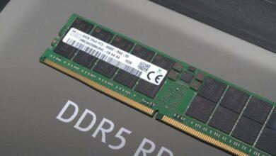 Photo of SK hynix dünyanın ilk DDR5 RAM'ini piyasaya sürdü!