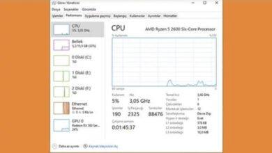 """Photo of Windows 10 """" Görev Yöneticisi Açılmıyor """" Sorunu Nasıl Çözülür?"""