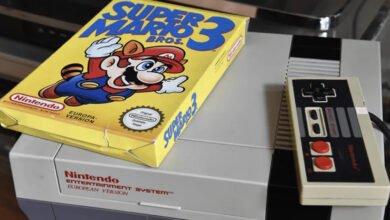 Photo of 32 Yıllık Super Mario Oyunu Kaseti, 156 Bin Dolara Satıldı